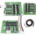 PCM para Baterías de Litio 14.8v. 30A. BW-4S
