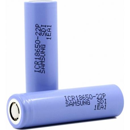 Batería Litio Samsung 18650-22P 3.7v