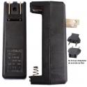Cargador Baterías de Litio 18650-26650