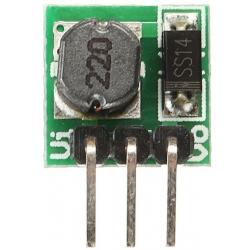 Fuente Dc-Dc. 0.8 a 3.3v para Led