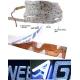 Tiras Flexibles 60 Led 2835 IP20