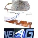 Tiras de 60 Led 2835 IP20 Flexibles Tipo- S