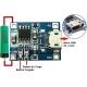 Cargador Micro USB para baterías de Litio 5v.