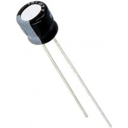 Condensadores Electrolíticos Bajo perfil