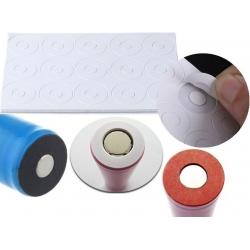 Aislantes de Papel para Baterías de Litio