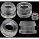 Pasacables Arpon transparentes-6mm