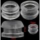 Pasacables Arpon transparentes-7mm