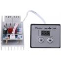 Regulador Dimmer ajustable con pantalla 220v 10000w, 45A