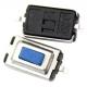 Pulsador Tact Switch SMD de 6.5x3.5x3mm Azul