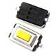 Pulsador Tact Switch SMD de 6.5x3.5x3mm Amarillo
