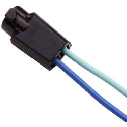 Casquillos para Led T5 con cables
