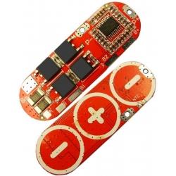 PCM para Baterías de Litio-Li-Po 3S, 4S, 5S 20A