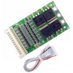 PCM Ajustable para Baterías de Litio-Li-Po desde 6S hasta 13S