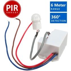 Módulo Sensor Detector de presencia PIR