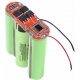 Packs de Baterias Litio Recargable
