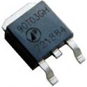 Transistor MOSFET 90T03 de 30v 75A