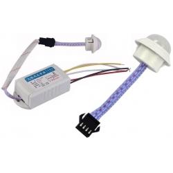 Sensor de Presencia y Movimiento PIR 220v 200w GY01