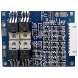 PCM Ajustable para Baterías de Litio-Li-Po desde 4S hasta 10S
