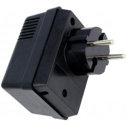 Caja de montaje de ABS de enchufe Schuko 47