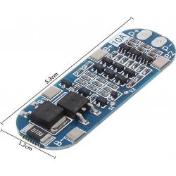 PCM 3S para Baterías de Litio 11.1v. 10A