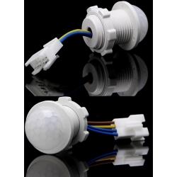 Sensor Detector de presencia PIR 25mm 220v 100w