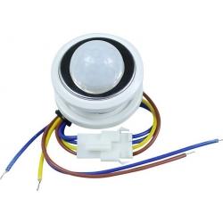 Sensor Detector de presencia PIR 40mm Ajustable 220v 180w
