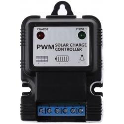 Controlador de Carga para Baterías de Placas Solares 6-12v 3A