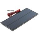 Placa Solar Policristalina 12v 200mAh