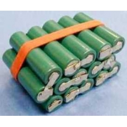 Contactos de Níquel Cortados 100x2x0.1mm para Pack de Baterías