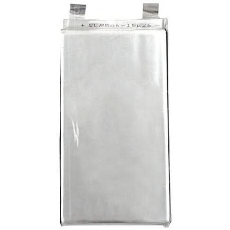 Bateria LifePo4 Planas recargable de 3.2v.5A 126x70mm