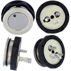 Pulsadores de panel Antivandalos SCHURTER 19mm 2858