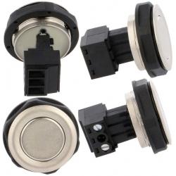 Pulsadores de panel Antivandalos SCHURTER 19mm 2802