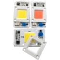Led COB 50w 220v Chip On Board