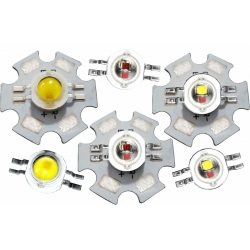 Led Dual Color de 3w Lumiled