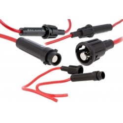 Porta Fusibles Aéreos con Cables