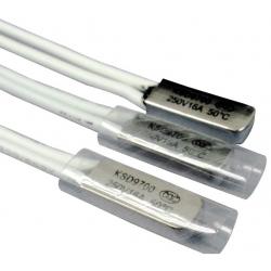 Fusibles Térmicos Rearmables
