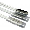 Fusible Térmico Rearmable Vaina Metálica, 23x9x5mm.