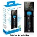 Multi Cargador USB de Baterias de Litio, Ni-Mh y Ni-Cd, C1