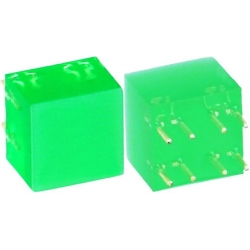 Barras Led 10mm Tipo Cubo