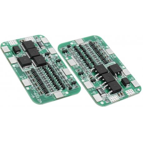 PCM 6S 21.6v. para Baterías de Litio, 15A