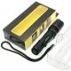 Mini Linterna LED de bolsillo 800 lúmenes Luxnwatts H16