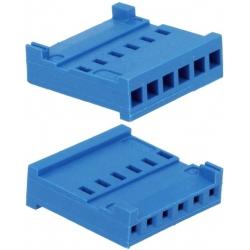 Conectores HE14 TE paso 2.54mm