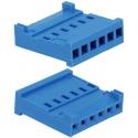 Conectores HE14 TE paso 2.54mm para Pack Baterías