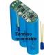 Fusible Térmico Rearmable 90º 5A.