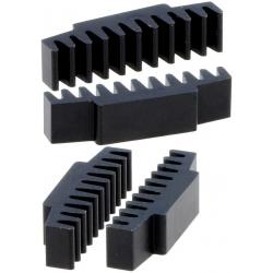 Disipador Térmico Recatangular de aletas 30x7.5x7.5mm