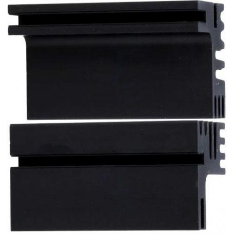 Disipador Térmico Perfil de 30x28x50mm