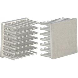 Disipadores Térmicos Puas de 25x25mm
