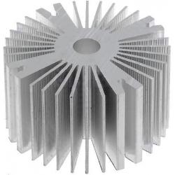 Radiador Disipador térmico de aletas de 53x40mm