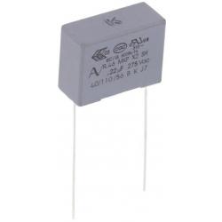 Condensador Capacitor 220nF 275v X2. Arcotronics-Kemet
