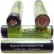 Bateria Litio NCR18650 3400mA protegidas 3.7v Panasonic